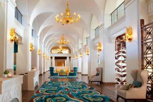 five historic Florida hotels