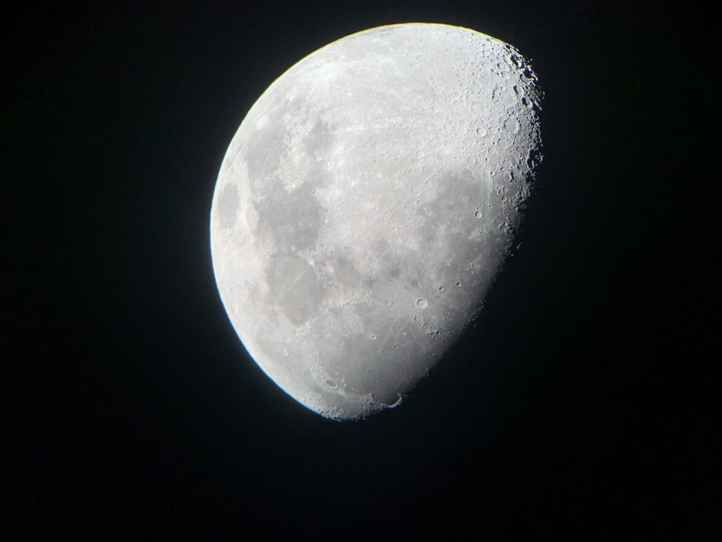 See the moon and stars in Vero Beach.