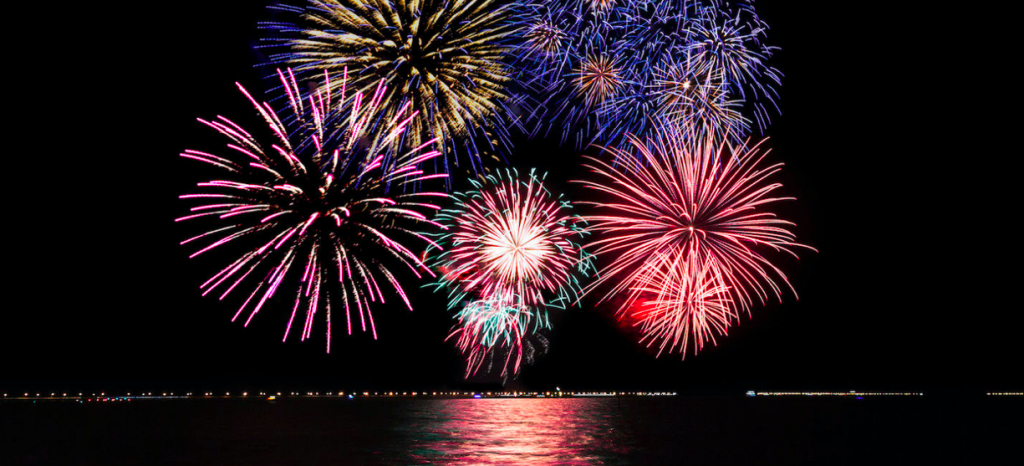 Miami is one of the spots to watch 4th of July fireworks in Florida
